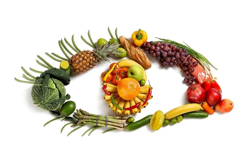 6 alimentos salud de tus ojos - ojo