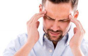 Dolor de cabeza síntoma de miopía y astigmatismo